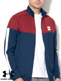 Men's Under Armour 'SportStyle' Track Top (1303311-408) x5 (Option 1): £16.95